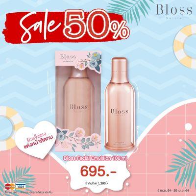 Bloss Facial Emulsion 100 ml